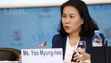Photo of Election of the next WTO Secretary General South Korea called for Japan support