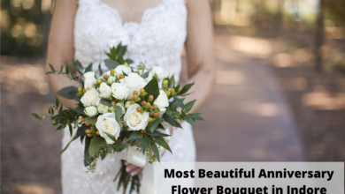 Photo of 9 Most Beautiful Anniversary Flower Bouquet in Indore
