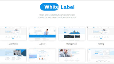Photo of WordPress White Label