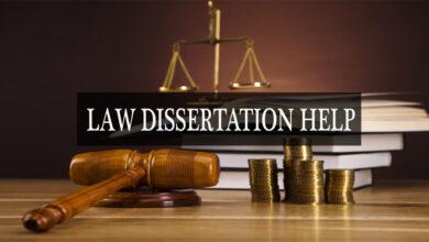 Photo of Law Dissertation Help