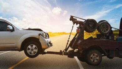Photo of Don't do it yourself. Get a professional Towing service