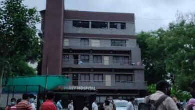 Photo of Fire In Corona Hospital 8 Patients Died CM Asks For Report In 3 Days