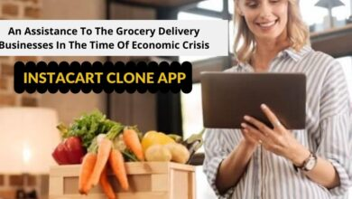 Photo of Instacart clone App- An Assistance To The Grocery Delivery Businesses In The Time Of Economic Crisis