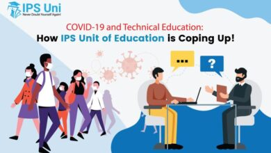 Photo of COVID-19 and Technical Education: How IPS Unit of Education is Coping Up!