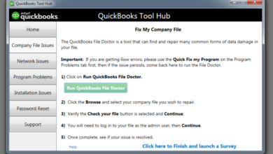 Photo of Introduction to QuickBooks Tool Hub and Its Usage