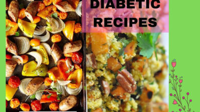 Photo of 9 Healthy Diabetic Recipes | 2020