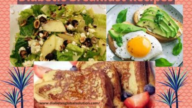 Photo of The Best Diabetic Diet Breakfast Recipes