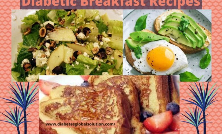 The Best Diabetic Diet Breakfast Recipes