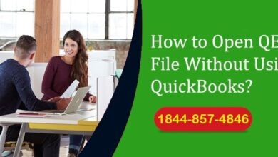 Photo of How to Open QuickBooks QBW File Without using QuickBooks