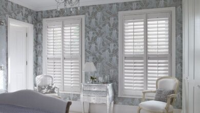 Photo of Guideline of the different window shutters Esher