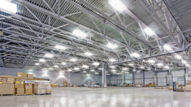 Photo of Guide for Warehouses Led Lighting and industrial areas