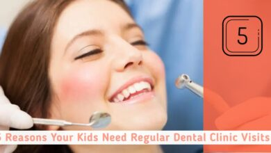 Photo of 5 Reasons Your Kids Need Regular Dental Clinic Visits
