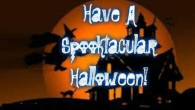 Photo of Have A Spooktacular Halloween!