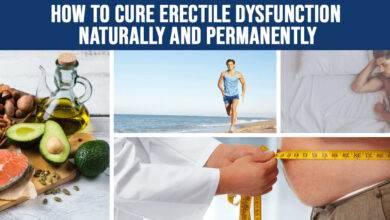 Photo of How to cure erectile dysfunction naturally and permanently?