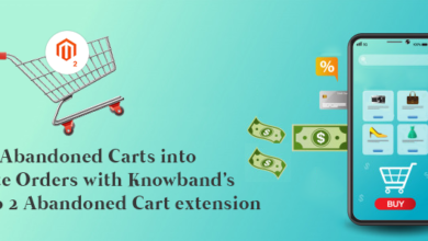Photo of Convert Your Abandoned Carts into Sales with Knowband's Magento 2 Abandoned Cart extension