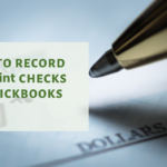 Record & Print Checks in QuickBooks