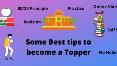 Photo of Secret Study Tips to Become a Topper / Score Highest