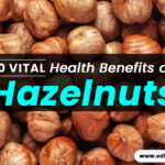 Top 10 Vital Health Benefits of Hazelnuts
