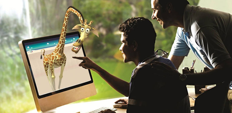 animation institute in delhi
