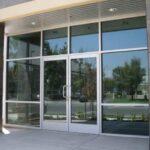 commercial glass windows doors