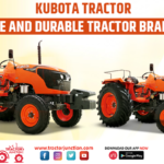 Kubota Tractor - Reliable and Durable Tractor Brand Ever