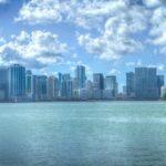 Miami Gradens cityscape.