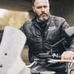 Mens Classic Biker Jackets