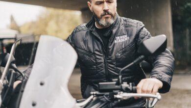 Photo of Mens Classic Biker Jackets