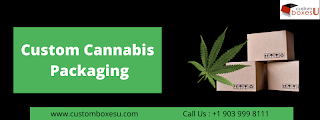 Photo of Custom cannabis boxes Wholesale for Packaging inUSA