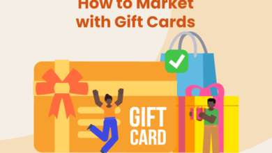 Photo of Six Ways To Elevate Your Gift Card Marketing