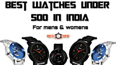 Photo of Top 5 Best watches below 500 Rupees in India.