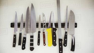 Photo of Understanding Of Kitchen Knife Types