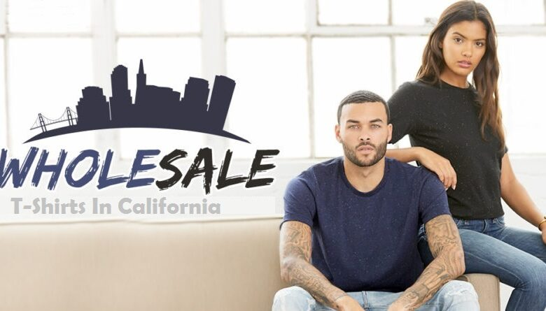 Wholesale T-Shirts in Fontana California
