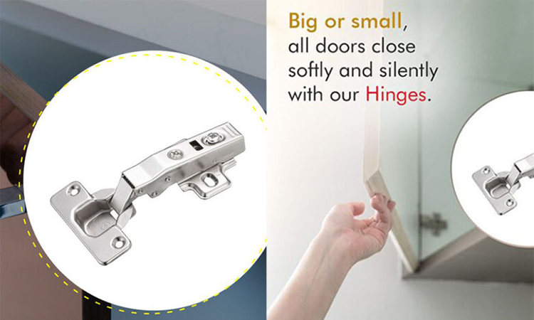 hinges for cabinet doors