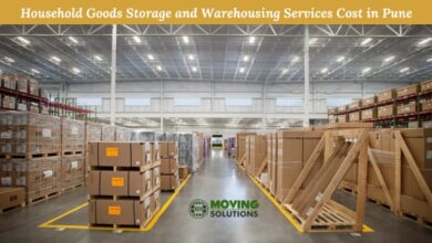 Photo of Household Goods Storage and Warehousing Services Cost in Pune