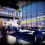 luxury penthouses interior designs.