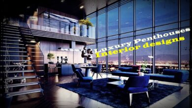 Photo of What Are The Different Most Luxury Penthouse Interior Designs?