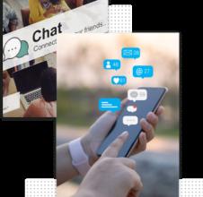 Photo of Chatbot Development Services