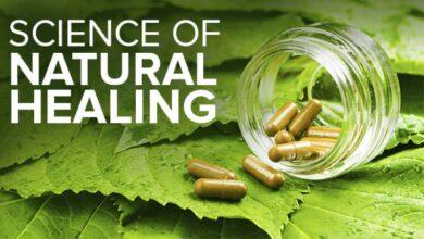 Photo of Natural Healing by Natural Medicines