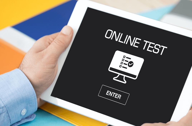 Practice Online Tests