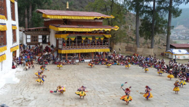 Photo of Top 5 Colorful Bhutan Festivals