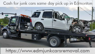 Photo of Advantages of using same-day junk car removal services