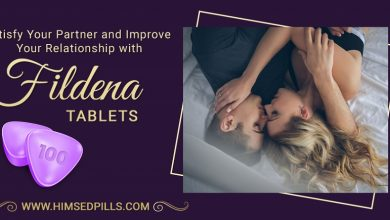 Photo of Satisfy Your Partner and Improve Your Relationship with Fildena Tablets