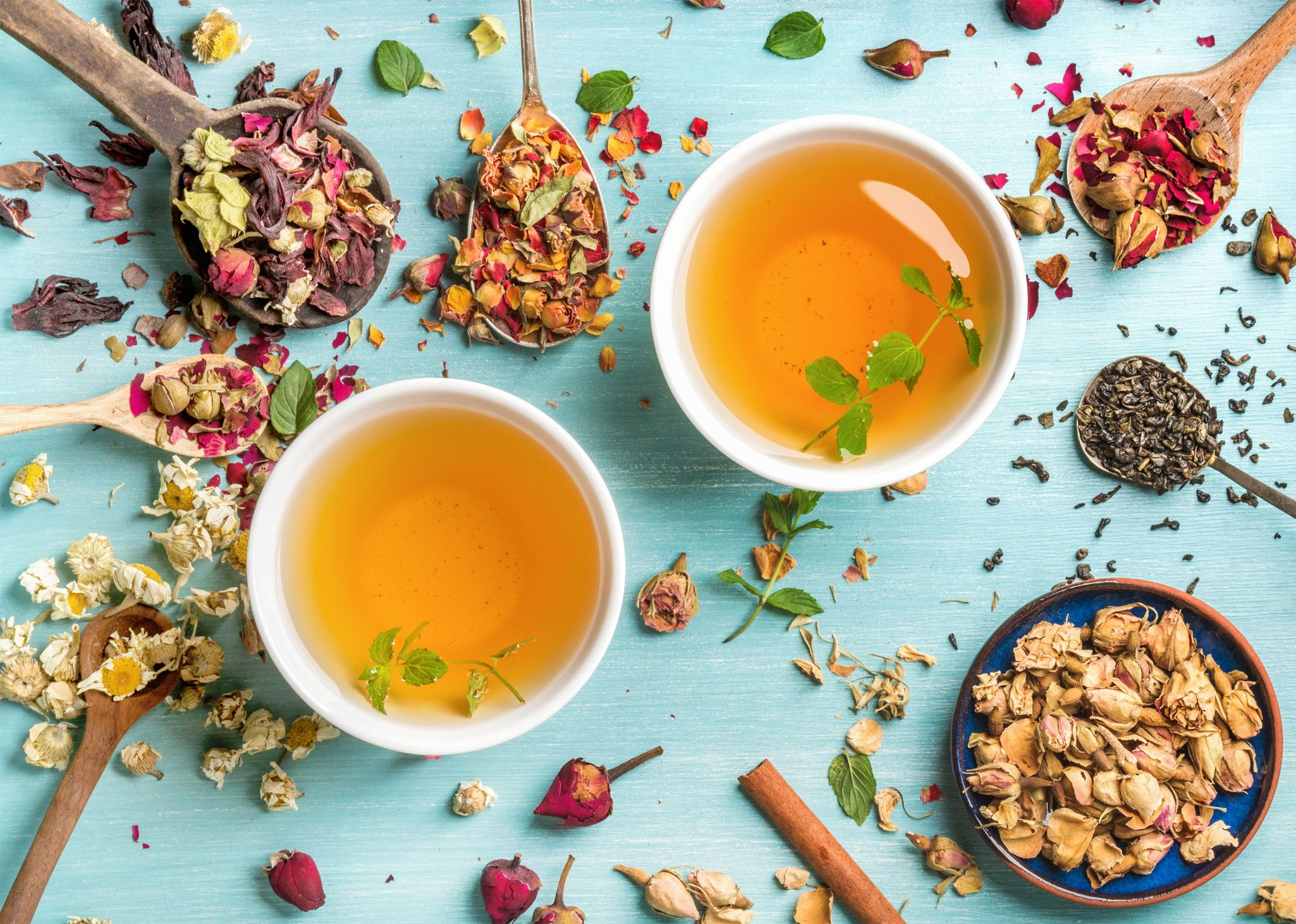 Top Best Tea For Weight Loss and Bloating