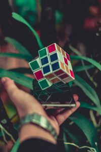 mental benefits of rubiks cube