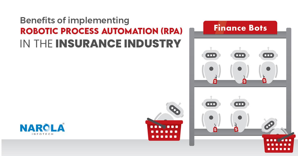RPA in insurance