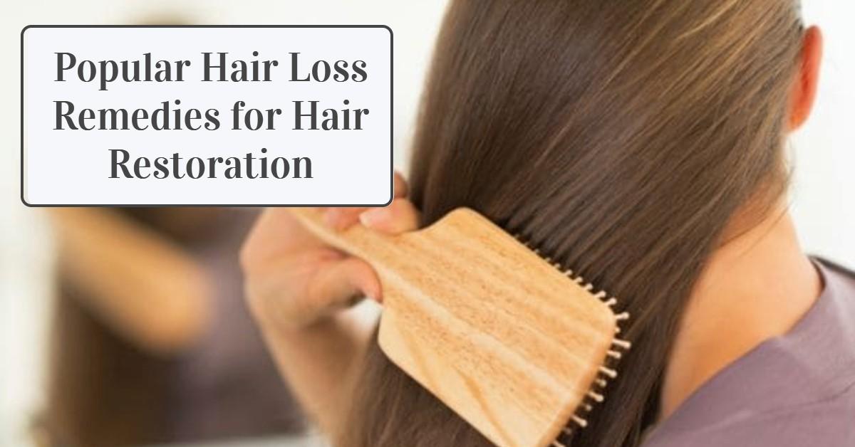 Hair transplant los angeles- Popular Hair Loss Remedies for Hair Restoration