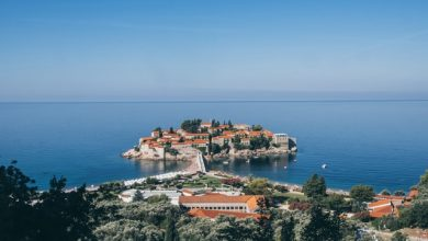 Rent a car in Montenegro during summer holiday