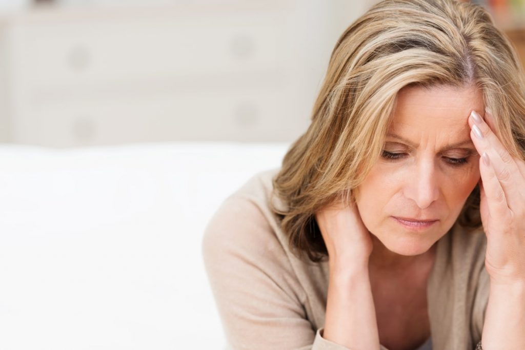 How does hormone replacement therapy affect cosmetically?