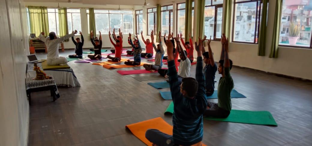 300-hour yoga teacher training in Rishikesh